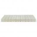 Matelas latex Natural Orthoform Female ferme