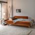 Canapé Lounge S modèle A, Varese Saffron