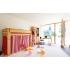 lit enfant naturel, lit bois massif, lit sans formaldéhyde